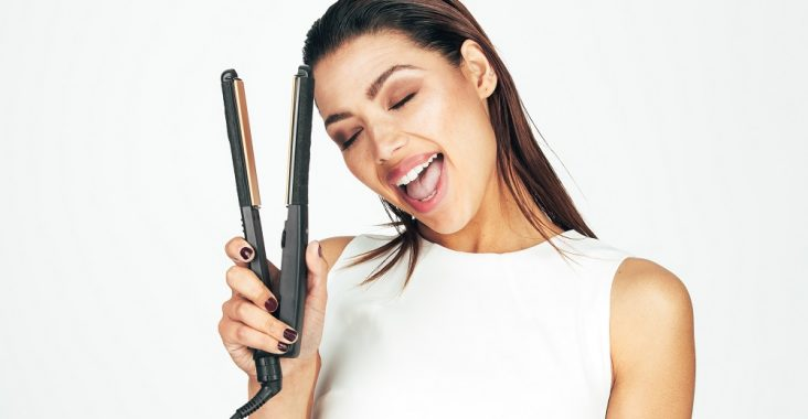 Can I Iron Clothes With a Flat Iron?