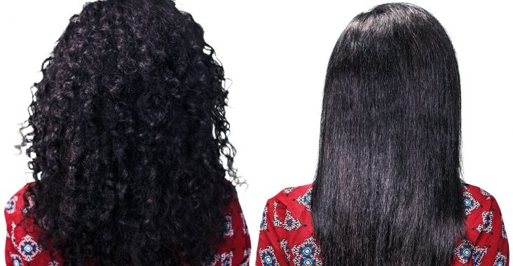 How to Maintain Flat-Ironed Natural Hair